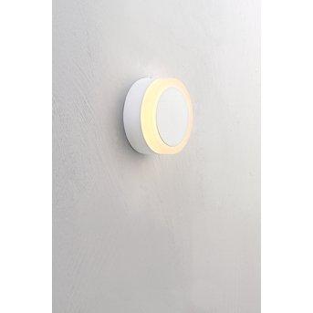 Bopp ONE Wandleuchte LED Weiß, 1-flammig