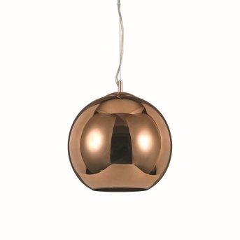Ideal Lux NEMO Hängeleuchte Kupfer, 1-flammig