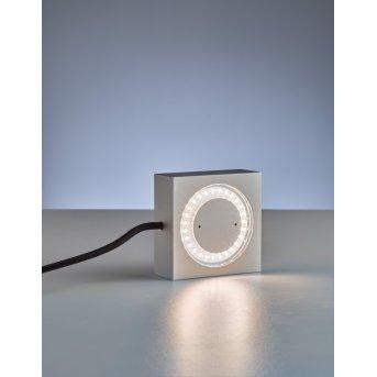Tecnolumen Square Dekoleuchte LED Aluminium, 1-flammig