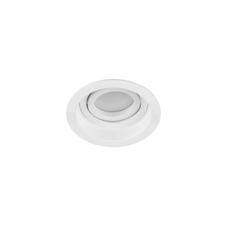 Trio Kenai Einbauleuchte LED Weiß, 1-flammig