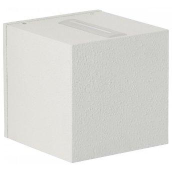 Albert Leuchten 2370 Außenwandleuchte LED Weiß, 2-flammig