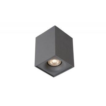 Lucide BENTOO-LED Downlight Grau, 1-flammig