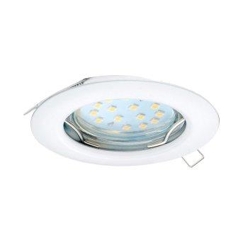 Eglo PENETO Einbauleuchte LED Weiß, 1-flammig