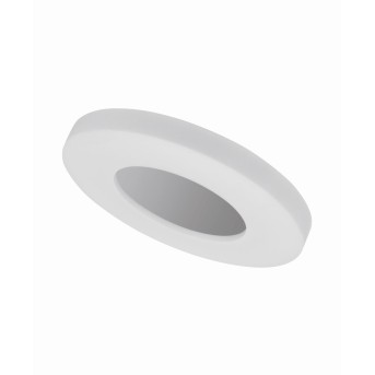 LEDVANCE SLIM DESIGN Deckenleuchte Weiß, 1-flammig