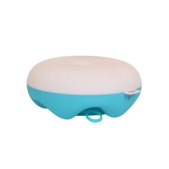 Anne Lighting ANNE Sensorenleuchten Blau, 2-flammig, Bewegungsmelder