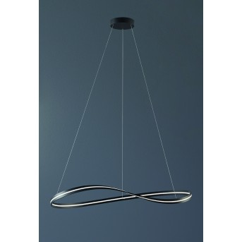 Escale INFINITY Pendelleuchte LED Transparent, Klar, 1-flammig