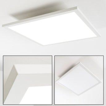 Timra Deckenpanel LED Weiß, 1-flammig