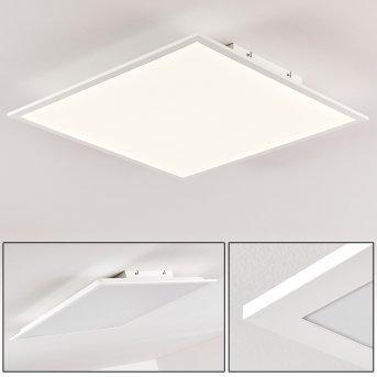 Antria Deckenleuchte LED Weiß, 1-flammig