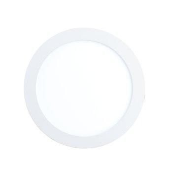 Eglo FUEVA-C Einbauleuchte LED Weiß, 1-flammig, Farbwechsler