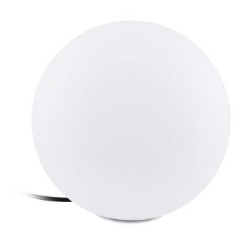 EGLO MONTEROLO Stehleuchte Weiß, 1-flammig