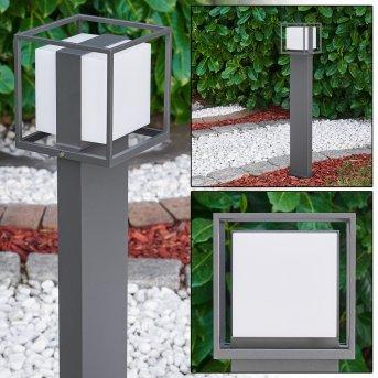 Amarillo Wegeleuchte LED Anthrazit, 1-flammig