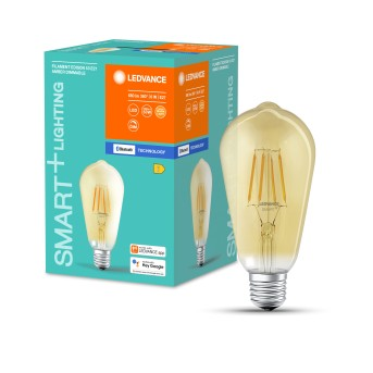 LEDVANCE SMART+ LED E27 5,5 Watt 2500 Kelvin 600 Lumen