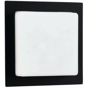 Albert Leuchten 6219 Hausnummernleuchte Schwarz, 1-flammig