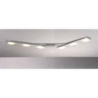 BOPP SLIGHT DECKENLEUCHTE LED Aluminium, 6-flammig