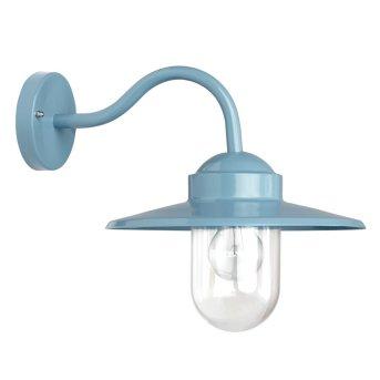 KS Verlichting Dolce Wandleuchte Blau, 1-flammig