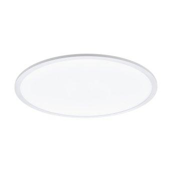 Eglo CONNECT SARSINA-C Deckenleuchte LED Weiß, 1-flammig, Fernbedienung, Farbwechsler