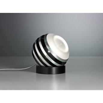 Tecnolumen Bulo Tischleuchte LED Schwarz, 1-flammig