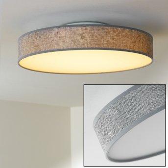 Victoria Deckenleuchte LED Weiß, 1-flammig