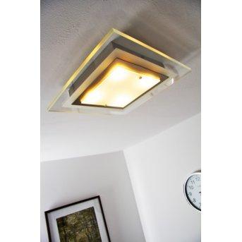 Masterlight Deckenleuchte LED Nickel-Matt, 4-flammig
