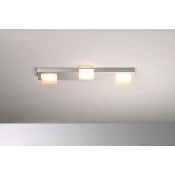 Bopp Lamina Deckenleuchte LED Aluminium, 3-flammig