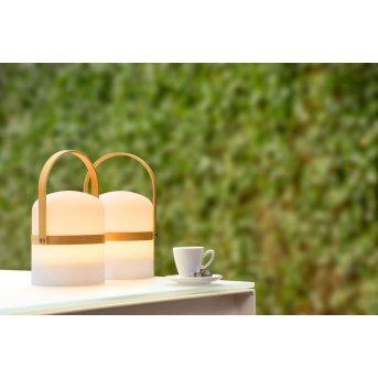 Lucide JOE Tischleuchte LED Weiß, 1-flammig