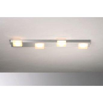 Bopp Lamina Deckenleuchte LED Aluminium, 4-flammig