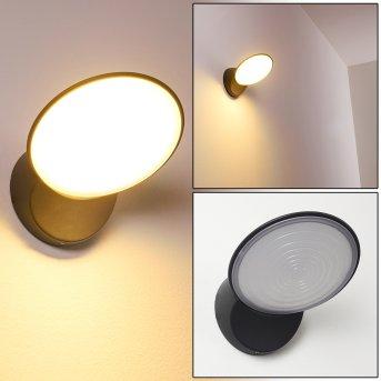 Alvhem Außenwandleuchte LED Anthrazit, 1-flammig