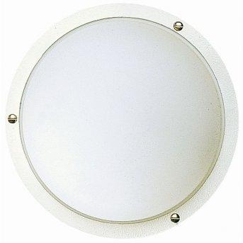 Albert Leuchten 6028 Außenwandleuchte Weiß, 1-flammig