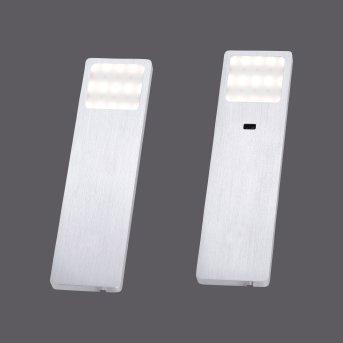 Paul Neuhaus HELENA Unterbauleuchte LED Aluminium, 1-flammig, Bewegungsmelder