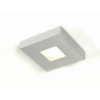 Bopp Leuchten Cubus Deckenleuchte LED Aluminium, 1-flammig