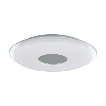 Eglo Leuchten LANCIANO-C Wand- / Deckenleuchte LED Weiß, Transparent, Klar, 1-flammig