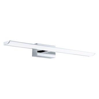 EGLO connect TABIANO-C Spiegelleuchte LED Chrom, 1-flammig, Farbwechsler