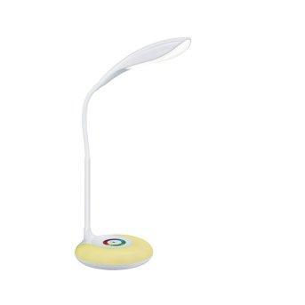 Reality KRAIT Tischleuchte LED Weiß, 2-flammig
