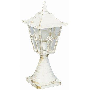 Albert Leuchten 532 Sockelleuchte Weiß, Gold, 1-flammig