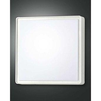 Fabas Luce OBAN Aussendeckenleuchte LED Weiß