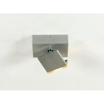 Bopp Leuchten Elle LED Deckenspot Aluminium, 1-flammig