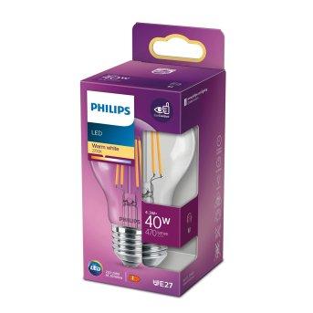 Philips LED E27 4,3 Watt 2700 Kelvin 470 Lumen