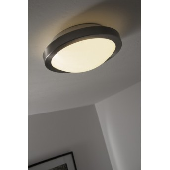 Bologna Deckenleuchte LED Weiß, 1-flammig