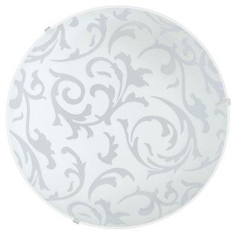 Eglo SCALEA 1 Wand-/Deckenleuchte Weiß