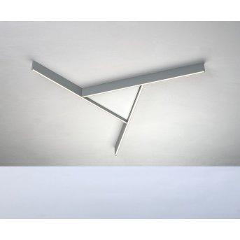 Bopp NANO PLUS BASIC Deckenleuchte LED Aluminium, 1-flammig