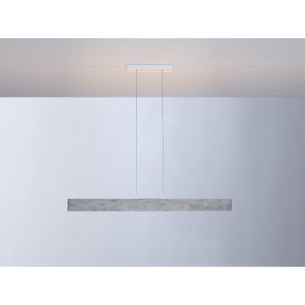 Escale VITRO Pendelleuchte LED Grau, Aluminium, 1-flammig