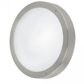 Eglo VENTO 1 Aussenwand- und Deckenleuchte LED Edelstahl, 3-flammig