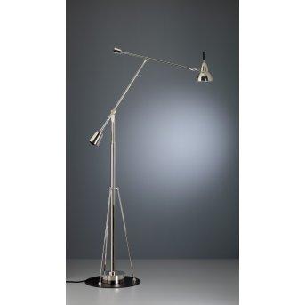Tecnolumen EB 27 Stehlampe Chrom, 1-flammig