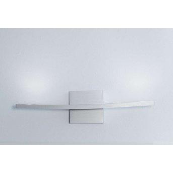 Bopp ARCO Wandleuchte LED Aluminium, 2-flammig