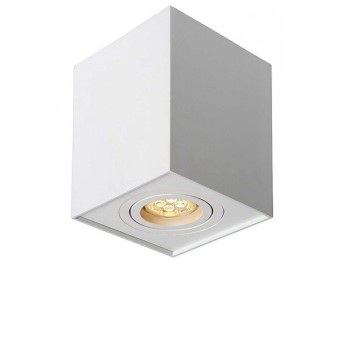 Lucide TUBE Downlight Weiß, 1-flammig