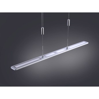 Paul Neuhaus NIKA Pendelleuchte LED Aluminium, 1-flammig