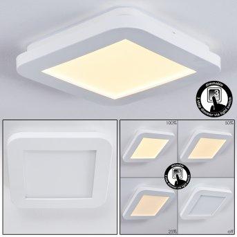 Siguna Deckenpanel LED Weiß, 1-flammig