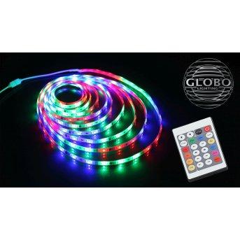 Globo Band LED, 150-flammig, Farbwechsler