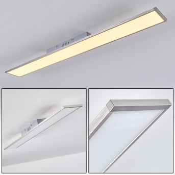 Bonifacio Deckenpanel LED Weiß, 1-flammig