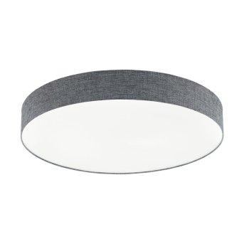 Eglo ROMAO Deckenleuchte LED Weiß, 1-flammig, Fernbedienung